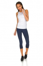 Casall | Sporttop Meshy | wit  | Afbeelding 3