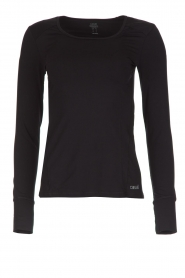 Casall |  Sports top Slim | black  | Picture 1