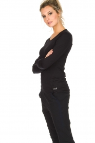 Casall |  Sports top Slim | black  | Picture 4