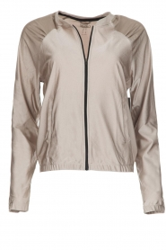 Casall |  Sports jacket Shine | metallic  | Picture 1