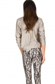 Casall |  Sports jacket Shine | metallic  | Picture 6