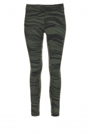 Sportlegging Blush Wave | Groen
