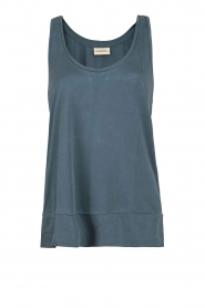 By Malene Birger | Top Partias | blauw  | Afbeelding 1