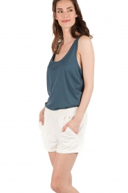 By Malene Birger | Top Partias | blauw  | Afbeelding 4