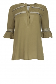 Dante 6 | Blouse Bryam | green  | Picture 1