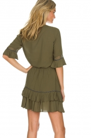 Dante 6 | Blouse Bryam | green  | Picture 5