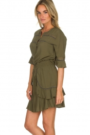 Dante 6 | Blouse Bryam | green  | Picture 4