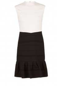Dress Demore | black/white