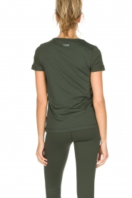 Casall |  Sports top Mesh | Green  | Picture 5