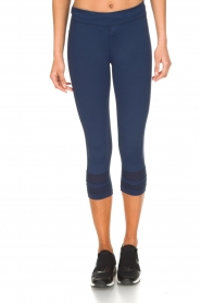 Casall |  Sports leggings Hero | blue  | Picture 2