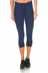 Casall |  Sports leggings Hero | blue  | Picture 4