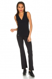 Casall |  Sports pants Jazz | Black  | Picture 3