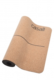 Casall |  Yoga mat Natural Balance | Cork  | Picture 1