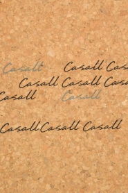 Casall |  Yoga block Cork | brown  | Picture 5