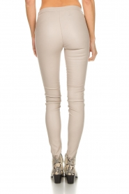Dante 6 |  Leather leggings Campbell | natural  | Picture 5