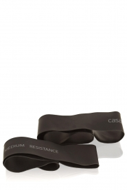 Casall |  Resistance bands medium | black  | Picture 1
