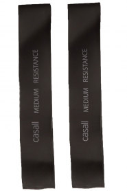 Casall |  Resistance bands medium | black  | Picture 4