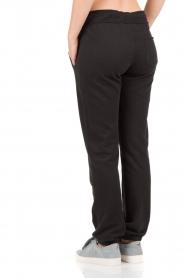 Juvia | Sweatpants Stripe | zwart  | Afbeelding 5