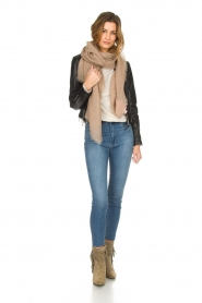 OAKWOOD | Leather jacket Manon | black  | Picture 3