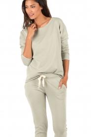 Juvia | Sweater Lola | groen  | Afbeelding 2