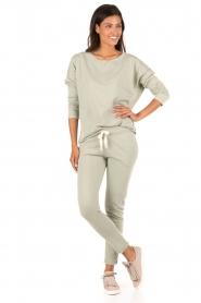 Juvia | Sweater Lola | groen  | Afbeelding 3