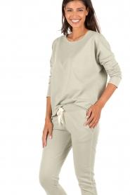 Juvia | Sweater Lola | groen  | Afbeelding 4