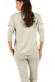 Juvia | Sweater Lola | groen  | Afbeelding 5
