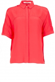 Aaiko |  Blouse Venda | coral red  | Picture 1