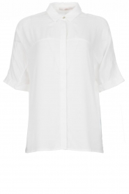 Aaiko |  Blouse Venda | white
