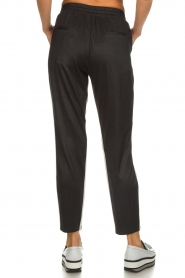 Aaiko |  Sweatpants with lurex finish Lines | grey  | Picture 5