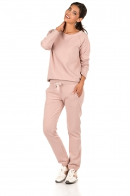 Juvia | Sweatpants Sweet | roze  | Afbeelding 3