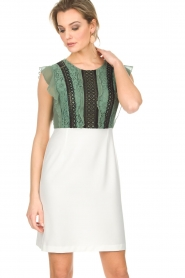 AnnaRita N |  Dress Donya | green  | Picture 4