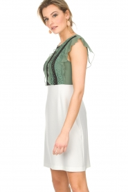 AnnaRita N |  Dress Donya | green  | Picture 6