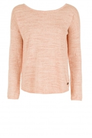 Knit-ted | Top Sjimmy | roze  | Afbeelding 1