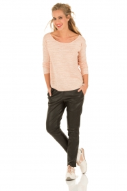 Knit-ted | Top Sjimmy | roze  | Afbeelding 3