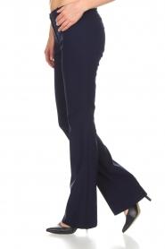 AnnaRita N |  Trousers Sharina | blue  | Picture 5