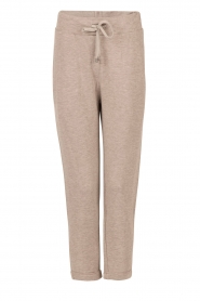 Cropped sweatpants Kasey | lichtbruin