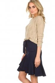 AnnaRita N |  Skirt Silla | blue  | Picture 4