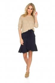 AnnaRita N |  Skirt Silla | blue  | Picture 3