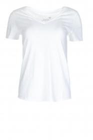 Juvia | T-shirt Dani | wit  | Afbeelding 1