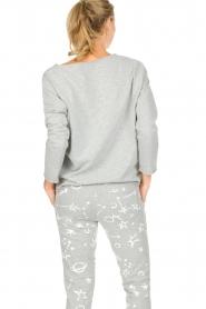 Juvia | Sweatshirt Sue | grijs  | Afbeelding 5