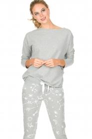 Juvia | Sweatshirt Sue | grijs  | Afbeelding 2