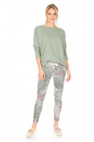 Juvia | Sweatshirt Sue | groen  | Afbeelding 3