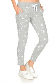 Juvia |  Sweatpants Jade | grey  | Picture 4