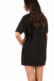 ELISABETTA FRANCHI |  Tunic dress Benissimo | black  | Picture 5