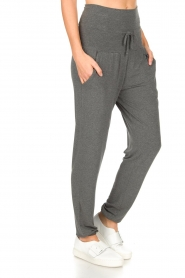 Juvia |  Sweatpants Ebba | grey  | Picture 4