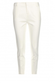 Aaiko |  Trousers Parene | white  | Picture 1
