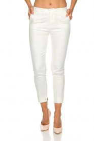 Aaiko |  Trousers Parene | white  | Picture 3