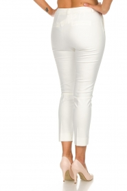 Aaiko |  Trousers Parene | white  | Picture 5