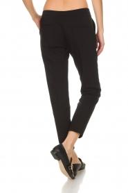 Aaiko | Klassieke pantalon Parene | zwart  | Afbeelding 5
